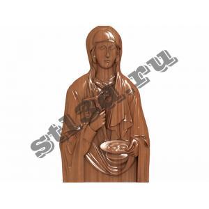 015 Икона Праскева Сербская (Света Петка)