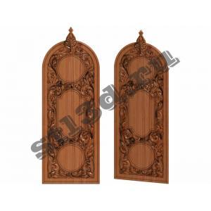 018 Дверь