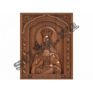 020 Икона Святая Равноапостольная Елена