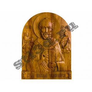 272 Икона Святой Николай Чудотворец