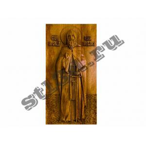 276 Икона Святой Илья Муромец