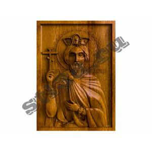 288 Икона царь Константин