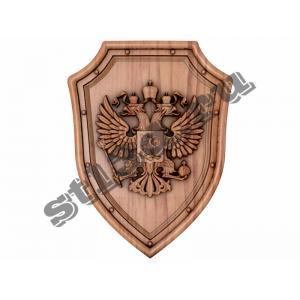 37 Герб России в щите