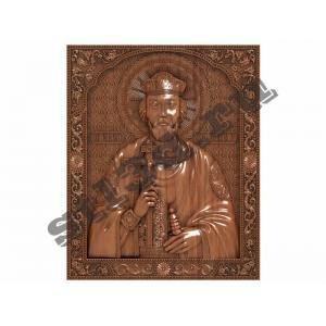003 Икона Святой Владимир
