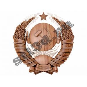 47 Герб СССР