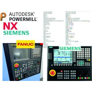 Разработка постпроцессоров Fanuc, Siemens sinumerik